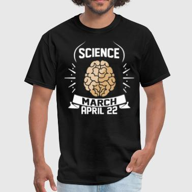 April-22 Science March April 22 - Men's T-Shirt