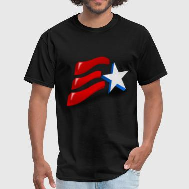 Merica independence day T Shirt - Men's T-Shirt