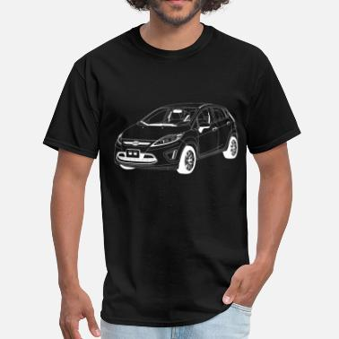 Ford Mechanic Ford Fiesta Mk7 - Men's T-Shirt