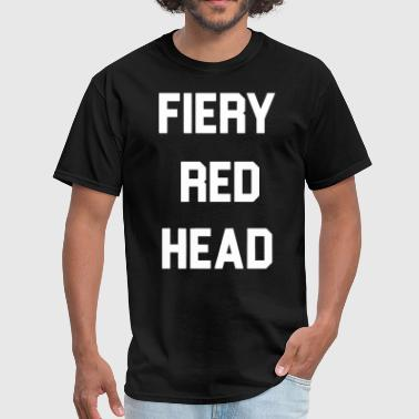 Ginger Unicorn Red Head Fiery Red Head Redhead Gift Ginger Red He - Men's T-Shirt