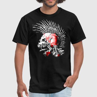 Horror Punk punk - Men's T-Shirt