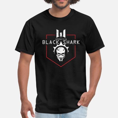 be35d1fb0a3c Black Shark - Men s T-Shirt. Back. Back. Design. Front