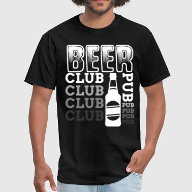Beer Club Pub - Men's T-Shirt