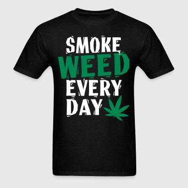 SmokeWeedEveryDay  LinoVe - Men's T-Shirt