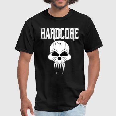 Hardcore Trance Hardcore - Men's T-Shirt
