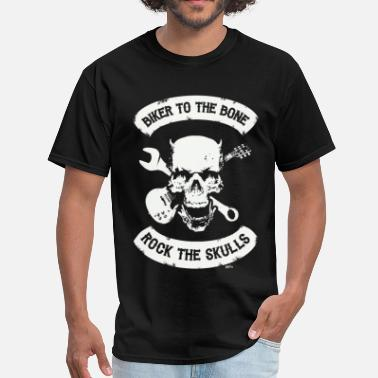Motard Skull mc 2 - Men's T-Shirt