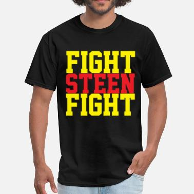 Kevin Fight Steen Fight - Men's T-Shirt