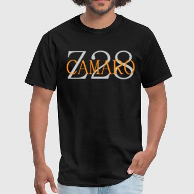 Camaro Z28 Muscle Car - Men's T-Shirt