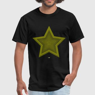 STAR 5 - Men's T-Shirt