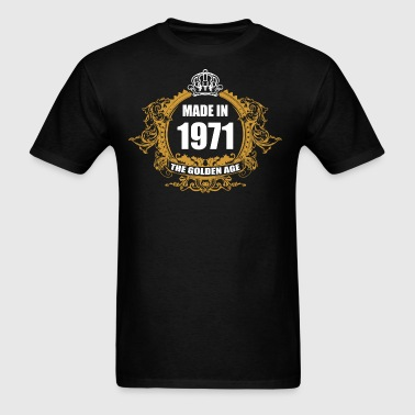 Made in 1971 The Golden Age - Men's T-Shirt