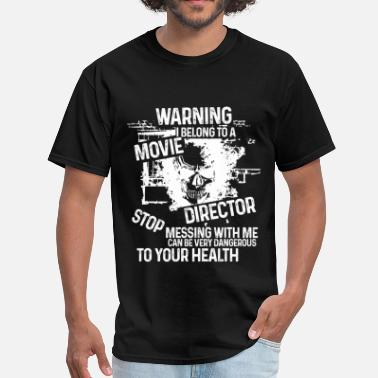 Director I Belong To A Movie Director T Shirt - Men's T-Shirt