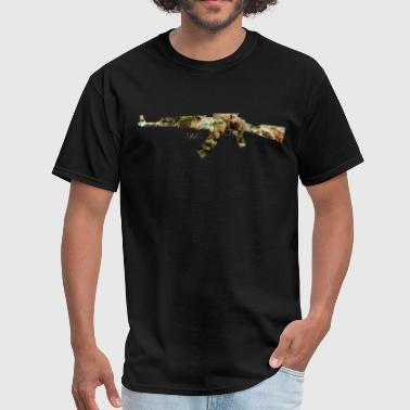 Vaporizer AK-47.png - Men's T-Shirt