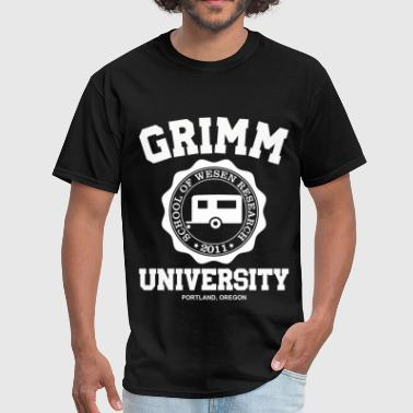 Grimm University - Men's T-Shirt