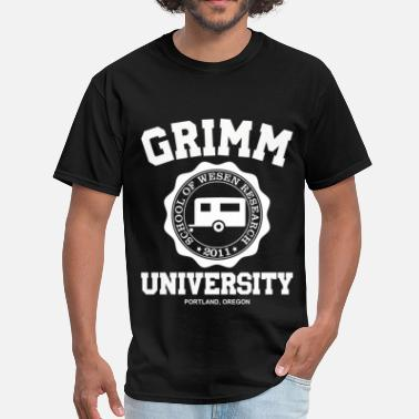 Captain Sean Renard Grimm University - Men's T-Shirt