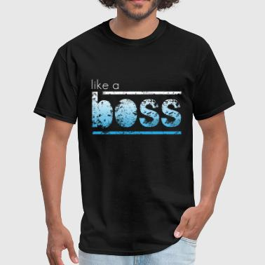 Baws Like a Boss - Men's T-Shirt