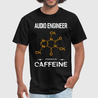 AUDIO ENGINEER - Men's T-Shirt