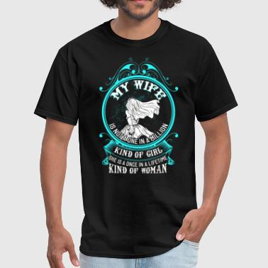 Weed Girl My Wife Is Not In A Million Kind Of Girl T Shirt - Men's T-Shirt