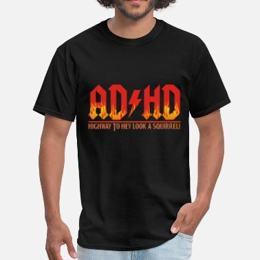 Angus Young AD / HD - Men's T-Shirt