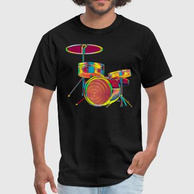 Drummer Drums Musician Band Member Player Music Fan - Men's T-Shirt