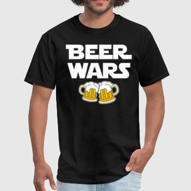 beer wars - Men's T-Shirt