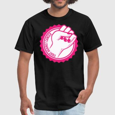 FIGHT BREAST CANCER - Men's T-Shirt