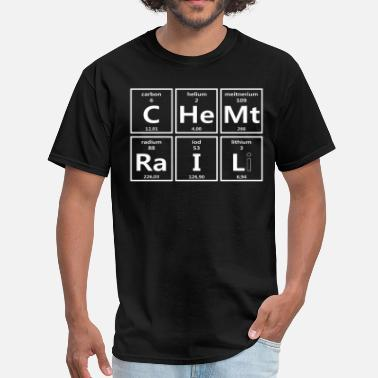Matrix Chemtrail Elements - Men's T-Shirt