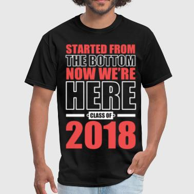 Class of 2018 Graduate - Men's T-Shirt