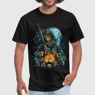 Fallen Knight - Men's T-Shirt
