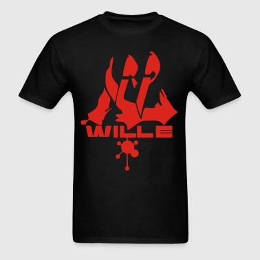 WILLE - Evangelion - Men's T-Shirt