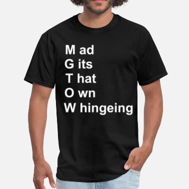 Mgtow Anti MGTOW - Men Go Their Own Way - Men's T-Shirt