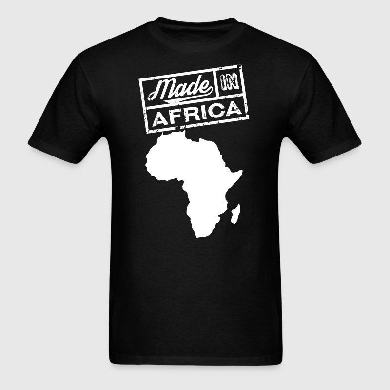 MADE IN AFRICA - Men's T-Shirt