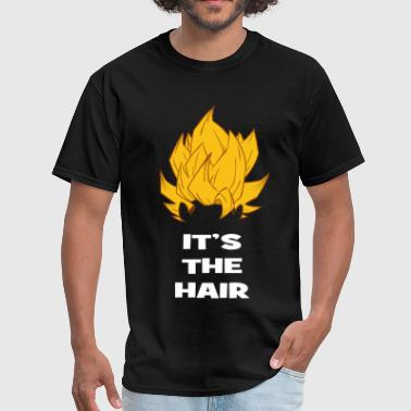 It's The Hair - Men's - Men's T-Shirt