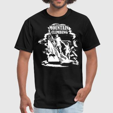 Mountain Climbing - Men's T-Shirt
