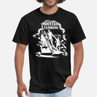 Mountain Climbing Mountain Climbing - Men's T-Shirt