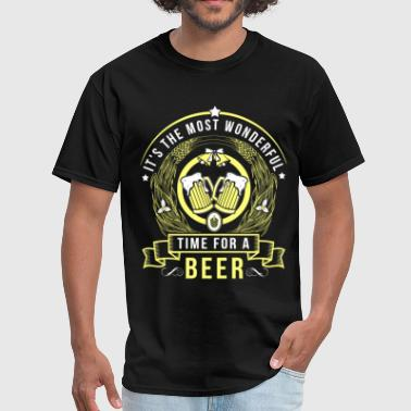 Brewsmeister Brewsmeister - It's the most wonderful time - Men's T-Shirt