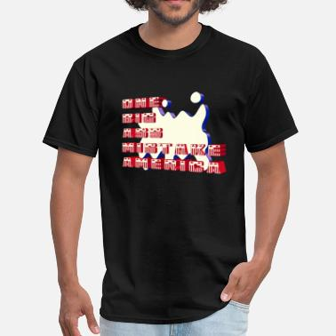 Big Mistake One Big Ass Mistake America-large - Men's T-Shirt