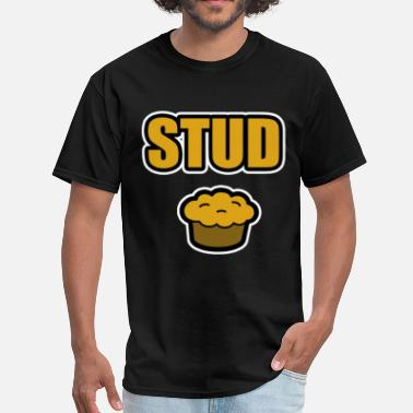 Stud Muffin Funny Stud Muffin - Men's T-Shirt