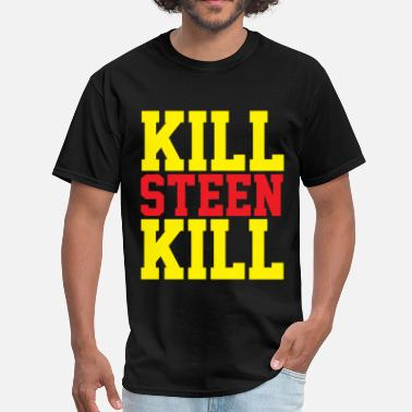 Kevin Kill Steen Kill - Men's T-Shirt