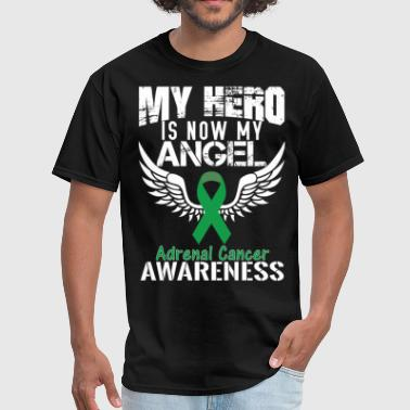 Adrenal Adrenal Cancer Awareness - Men's T-Shirt