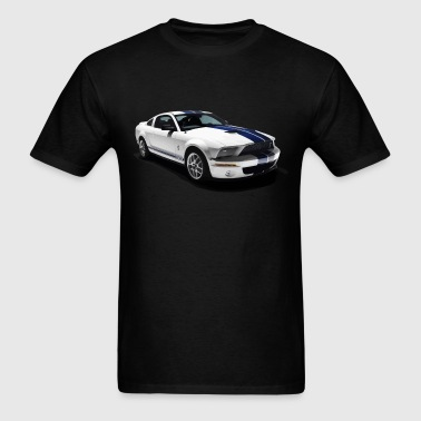 Ford Mustang GT500 Shelby - Men's T-Shirt
