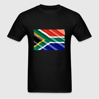 South Africa Flag - Men's T-Shirt