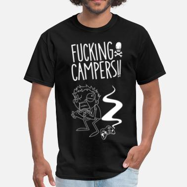 Excuses Fucking Campers - Men's T-Shirt