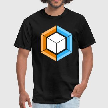 Cubic cubic - Men's T-Shirt