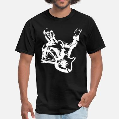 C3PO Guitar - Men's T-Shirt