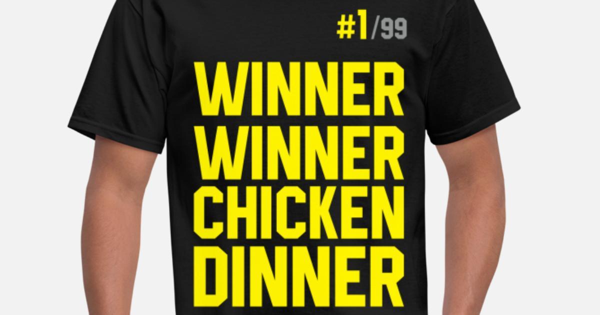 Winner Winner Chicken Dinner Wallpapers: Winner Winner Chicken Dinner Pubg By Commodus