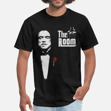 Tommy Wiseau Tommy Corleone's The Room - Men's T-Shirt