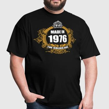Made in 1976 The Golden Age - Men's T-Shirt