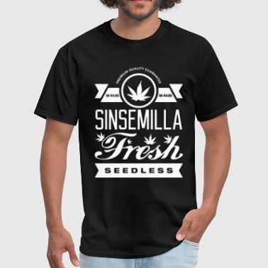 Cannabis - Sinsemilla - Men's T-Shirt