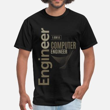 Best Computer Engineer Computer Engineer - Men's T-Shirt