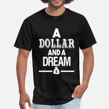 Dr Dream DOLLAR AND A DREAM THE GAME JCO LE DR DRE COMPTON - Men's T-Shirt